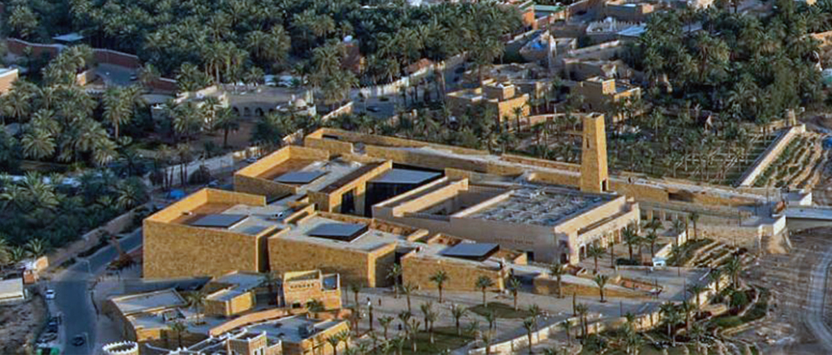 BUJAIRI QUARTER, MUSEUM & MEMORIAL BUILDING - JV SAUDI LADA CONTRACTING